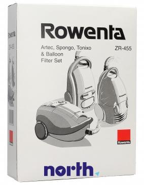 Worek do odkurzacza ZR455 Rowenta 10szt. (+filtr) ZR455