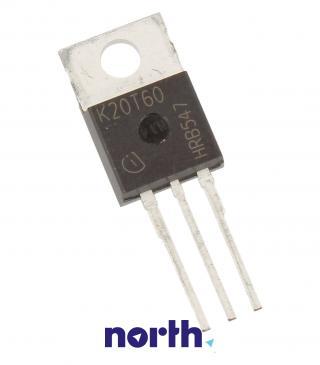 IKP20N60T Tranzystor