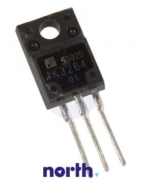2SK3264-01MR Tranzystor TO-220FP (n-channel) 800V 7A 10MHz