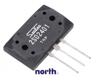 2SD2401 2SD2401 Tranzystor MT-200 (npn) 150V 12A 55MHz