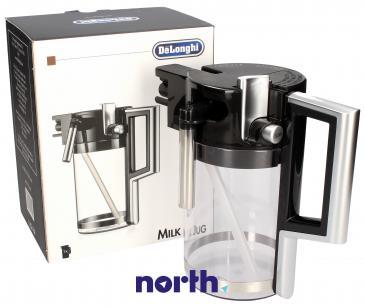 Dzbanek | Pojemnik na mleko ESAM6600 (kompletny) do ekspresu do kawy DeLonghi 5513211641