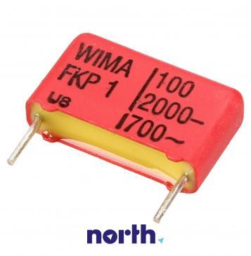 100pF | 2000V Kondensator impulsowy FKP1 WIMA 11mm