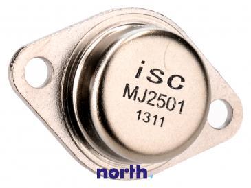 MJ2501 Tranzystor TO-3 (npn) 80V 10A