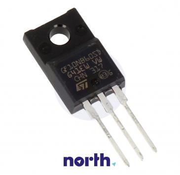 STGF10NB60SD Tranzystor TO-220FP (N-Channel) 600V 20A