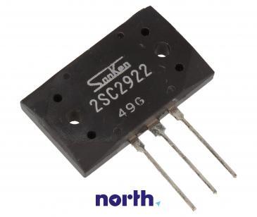 2SC2922 2SC2922 Tranzystor MT-200 (npn) 180V 17A 50MHz