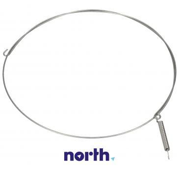 Opaska | Obejma fartucha (przednia) do pralki Whirlpool 481949268515