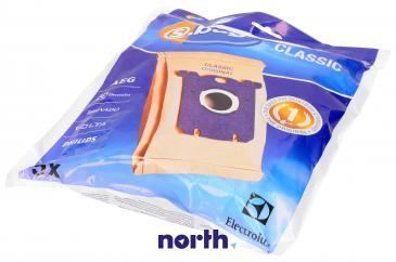 Worek S-Bag E200 do odkurzacza 5szt. 9000844804