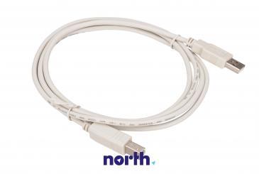 Kabel USB 1.8m USB A - USB B (wtyk/ wtyk) standard