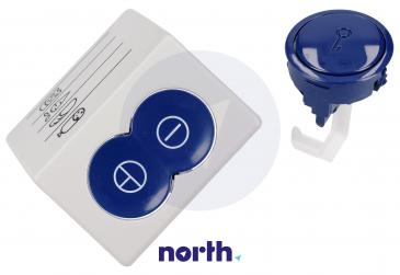 Przycisk włącznika do krajalnicy Siemens 00174481