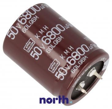6800uF | 50V Kondensator elektrolityczny 105°C EKMH500VSN682MR40S 40mm/30mm
