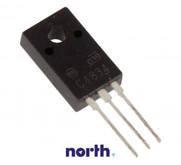 2SC4834 Tranzystor TO-126 (npn) 400V 8A 13MHz