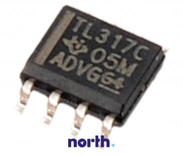 LM317LD Układ scalony IC