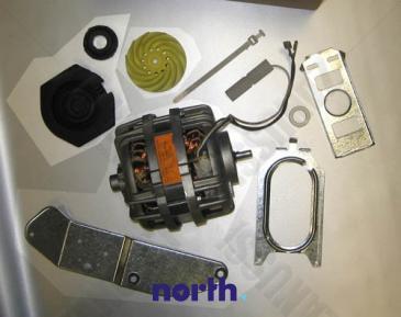 Silnik pompy myjącej (bez turbiny) do zmywarki Electrolux 50248327004