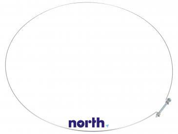 Opaska | Obejma fartucha (tylna) do pralki Whirlpool 481249218017