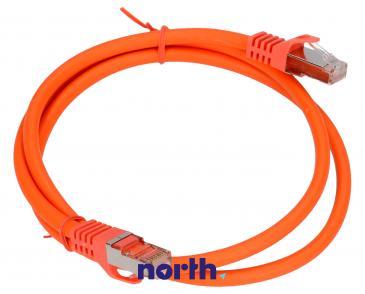 Kabel CAT-7 1m (wtyk/ wtyk)