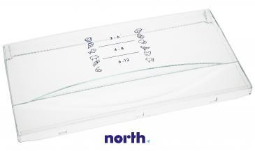Front górnej szuflady zamrażarki do lodówki Liebherr 904180400