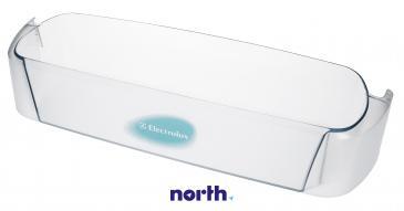 Balkonik | Półka na butelki na drzwi chłodziarki (dolna) do lodówki Electrolux 2273089033