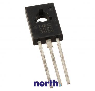 2SD882 Tranzystor TO-126 (npn) 30V 3A 90MHz