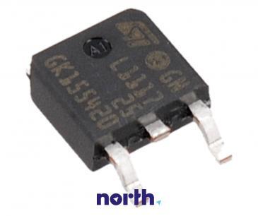 LD1117DT25TR Układ scalony (stabilizator plusowy) LD1117DT25TR
