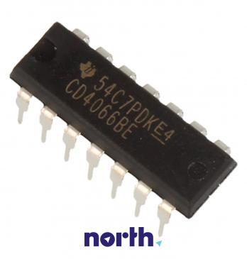 CD4066BE Układ scalony IC