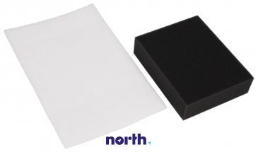 Zestaw filtrów EF95 do odkurzacza Electrolux 9001663419
