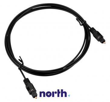 Kabel optyczny 2m (wtyk/wtyk)