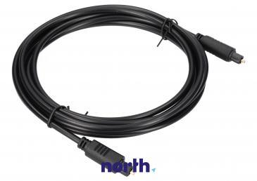 Kabel optyczny 3m (wtyk/wtyk) standard