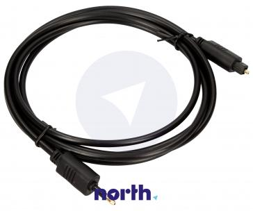 Kabel optyczny 2m TOSLINK - Mini-TOSLINK 3,5mm (wtyk/ wtyk) standard