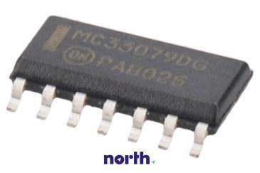 Przekaźnik MC33079DG do wzmacniacza