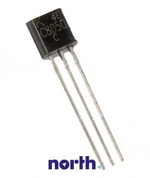 8050 Tranzystor TO-92 (npn) 25V 1.5A 100MHz