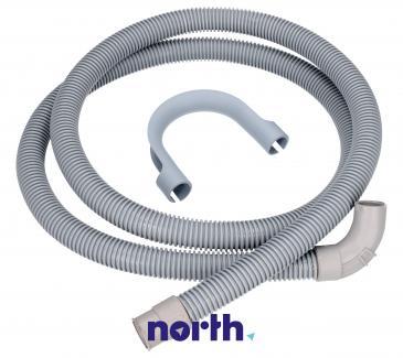 Rura | Wąż odpływowy 2m TVS208 do pralki 481281728078
