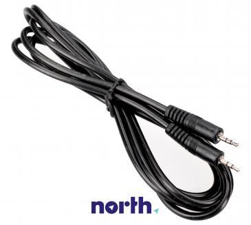 Kabel Jack 2,5mm stereo 2m (wtyk/ wtyk) standard