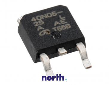 SUD40N0625L SUD40N06-25L Tranzystor TO-252 (n-channel) 60V 30A 112MHz