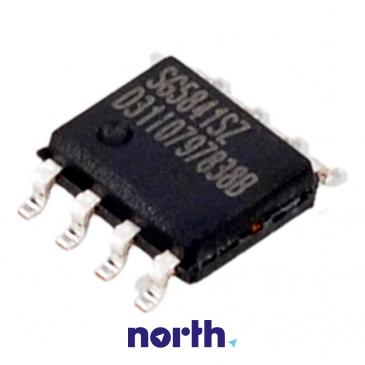 STM LM833D op amp,dual audio,smd,soic8,833 typ:lm833d