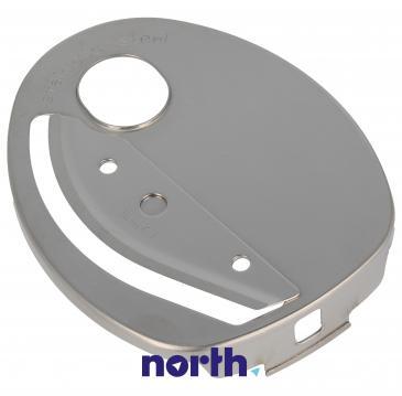Wkładka | Tarcza tnąca na cienkie plasterki 1.2mm do robota kuchennego Philips 420306561530