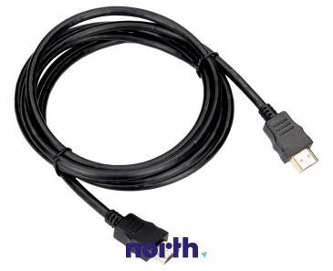 Kabel HDMI 2m (wtyk/wtyk) standard