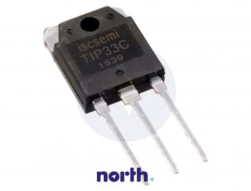 TIP33C Tranzystor TO-218 (npn) 100V 10A 3MHz