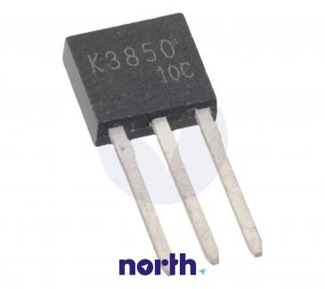 2SK3850TP Tranzystor TO-251 (n-channel) 600V 0.7A