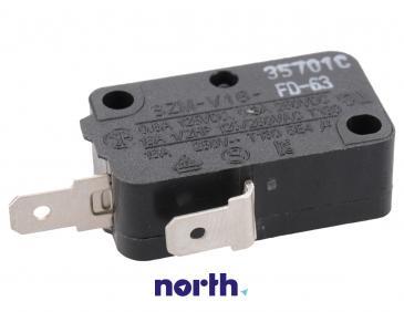 Mikroprzełącznik do mikrofalówki Samsung 3405001034