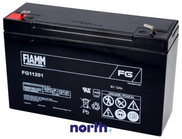FG11201 Akumulator UPS 6V 12000mAh Fiamm (1szt.)