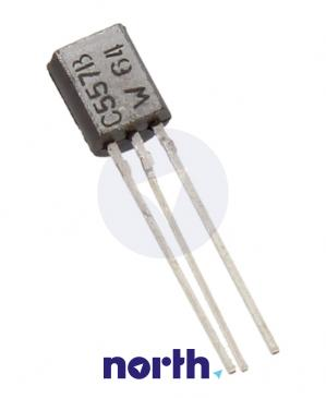 BC557B Tranzystor TO-92 (PNP) 50V 0.1A 100MHz