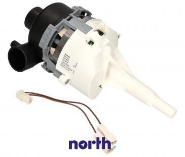 Pompa myjąca (obiegowa) z turbiną do zmywarki 49017691