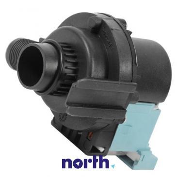 Pompa odpływowa kompletna (1245988801) do pralki Electrolux/AEG