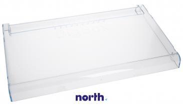 Front środkowej szuflady zamrażarki do lodówki 00675655