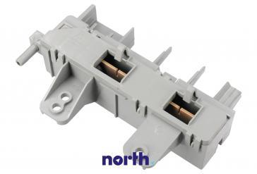 Wspornik | Obudowa modułu sterującego tylna do zmywarki Beko 1891520300