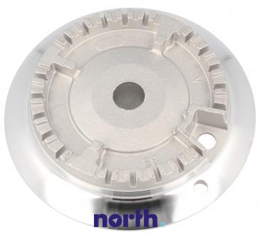 Kołpak | Korona palnika średniego średniego do kuchenki Indesit C00136244