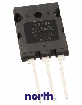2SC5446 Tranzystor TO-264 (npn) 600V 18A 1.7MHz