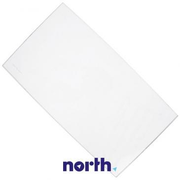 Szyba | Półka szklana chłodziarki (bez ramek) do lodówki 2249065034