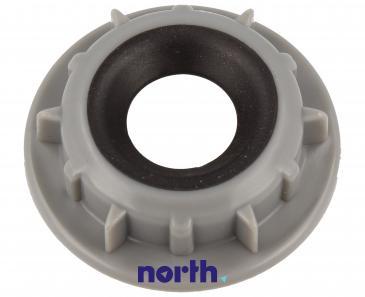 Nakrętka mocowania spryskiwacza górnego z uszczelką do zmywarki 437018