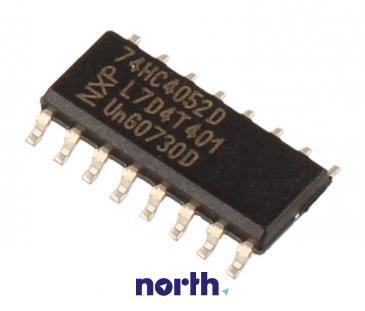 74HC4052D Układ scalony IC